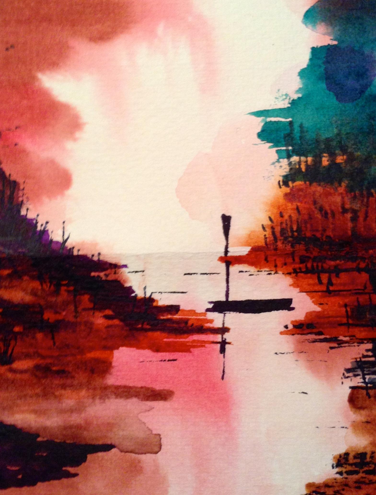 Abstract Bay 2014
