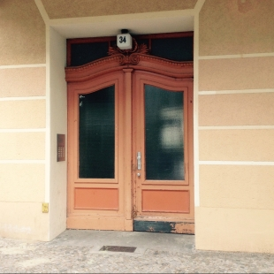 Typical Schoneberg apartment