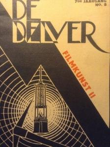 De Delver film pamphlet 1934