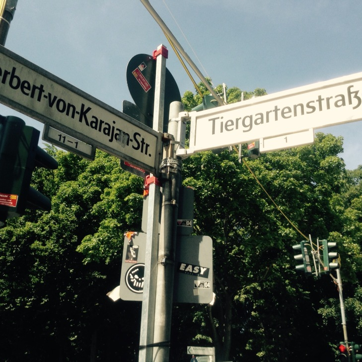 tiergarten sign 2