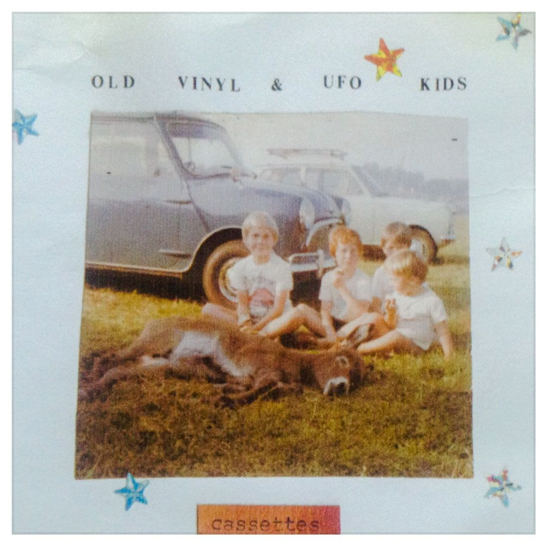 old vinyl cover